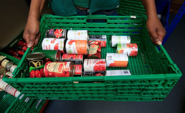 Tory MP Kevin Hollinrake says more and more people are being forced to use food banks thanks to Universal