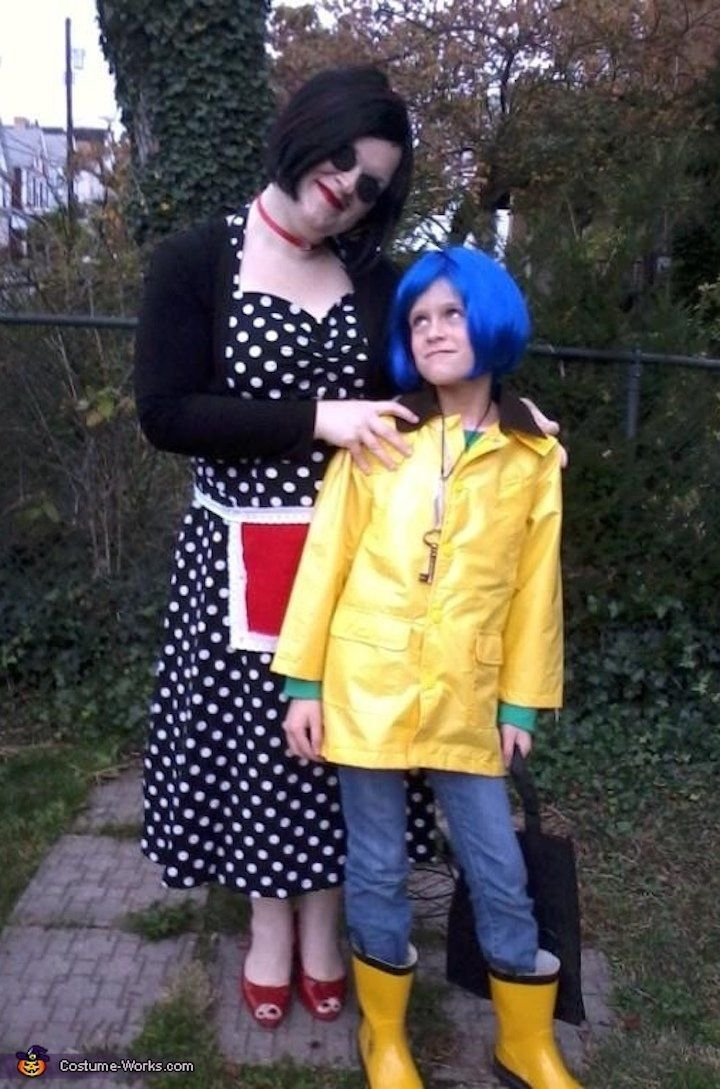 25 Mother Daughter Costumes To Inspire You This Halloween Huffpost Life