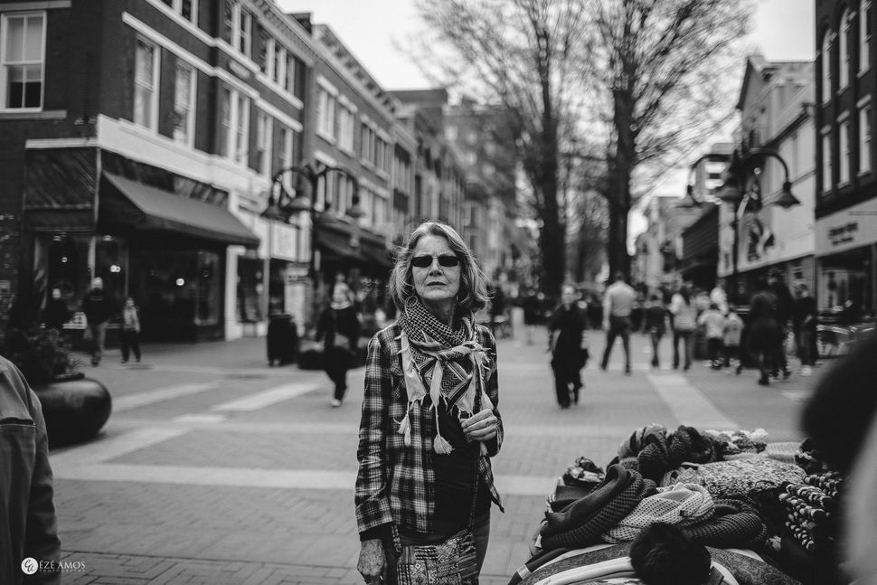Part of Amos's #cvillepeopleeveryday series.