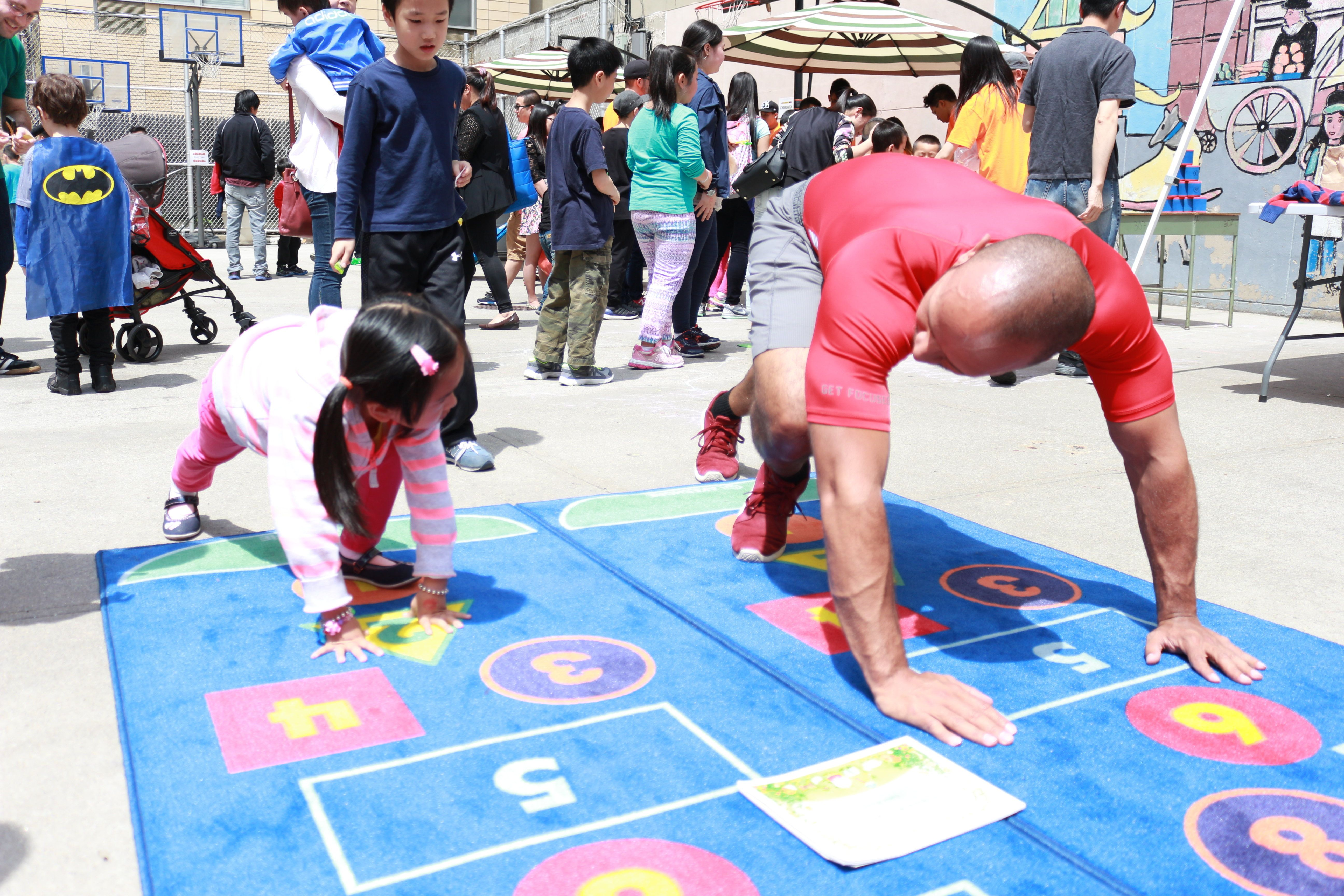"""Goldin Martinez started <a href=""""https://www.getfocused.org/"""" target=""""_blank"""">Get Focused</a>, an organization dedicated to teaching kids to stay active and healthy, in 2009. In 2015, he added a literary component with a different type of book fair."""