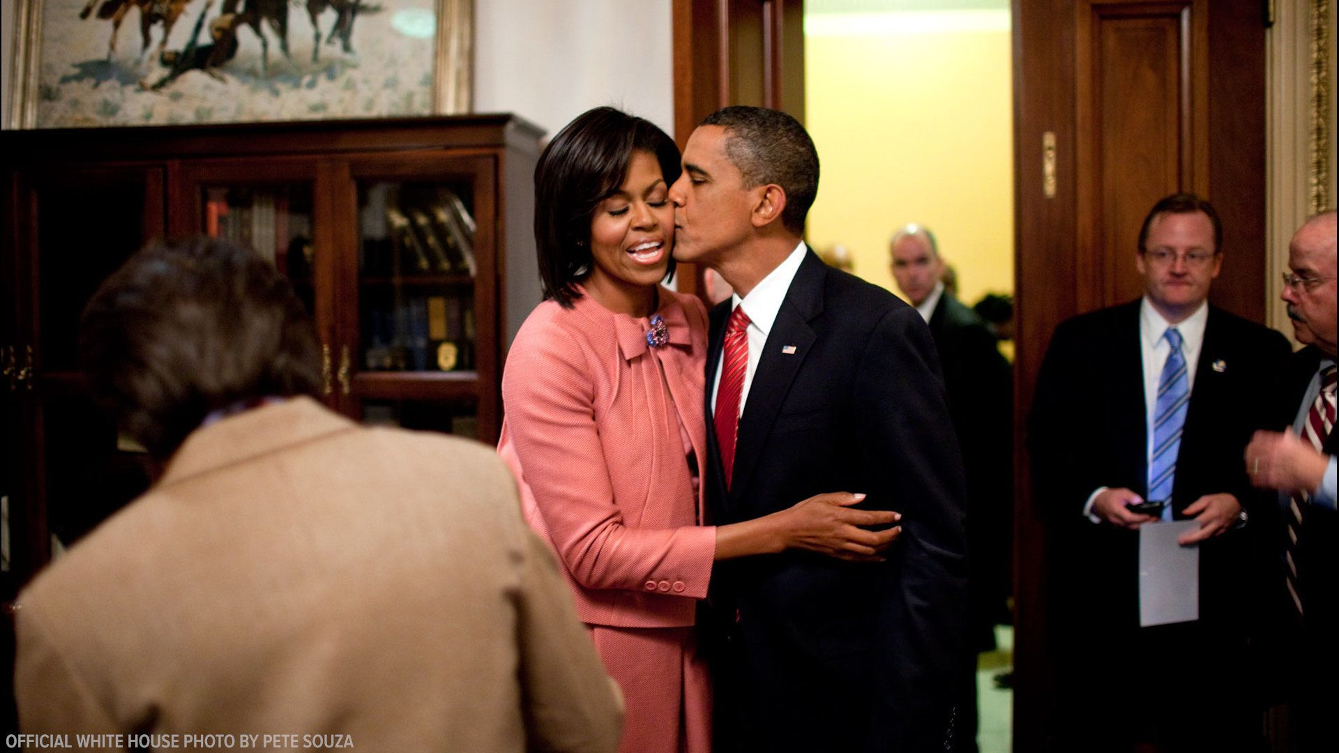 Watch The Obamas' Most Heartwarming
