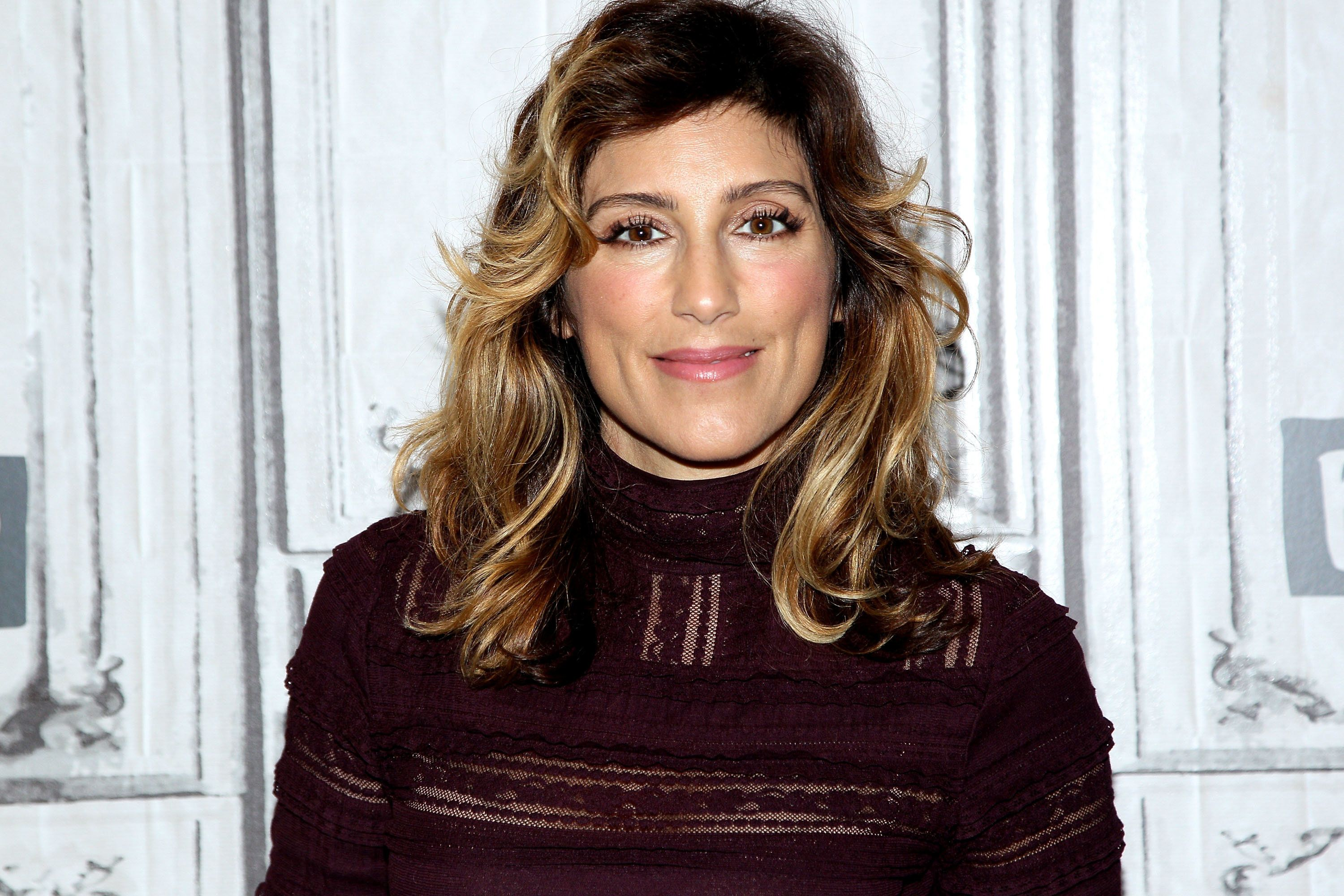 NEW YORK, NY - SEPTEMBER 28:  Build presents Jennifer Esposito discussing 'Jennifer's Way Kitchen' at Build Studio on September 28, 2017 in New York City.  (Photo by Steve Mack/FilmMagic)