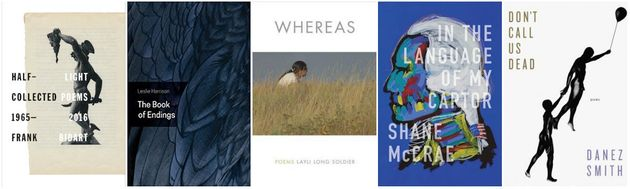 The 2017 National Book Award Finalists Are