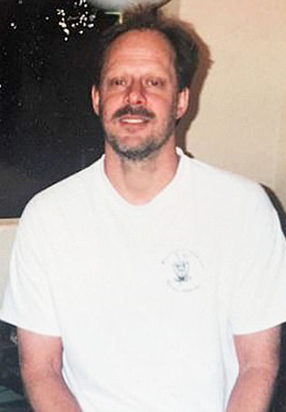 Stephen Paddock is seen in this undated photo released by his brother Eric