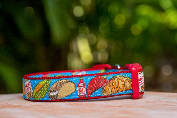 "<a href=""https://www.etsy.com/listing/201112287/taco-dog-collar-mexican-food-dog-collar?ga_order=most_relevant&ga_search_"