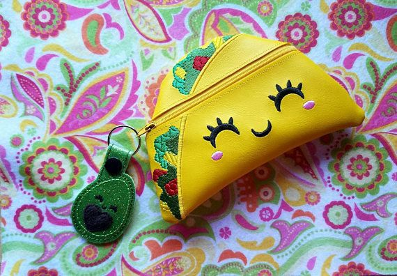 "<a href=""https://www.etsy.com/listing/537945684/taco-tuesday-fiesta-zipper-bag-vinyl?ga_order=most_relevant&ga_search_typ"