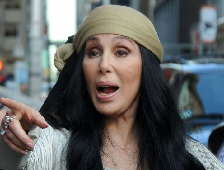 Cher Slays With Another Perfect Trump Tweet
