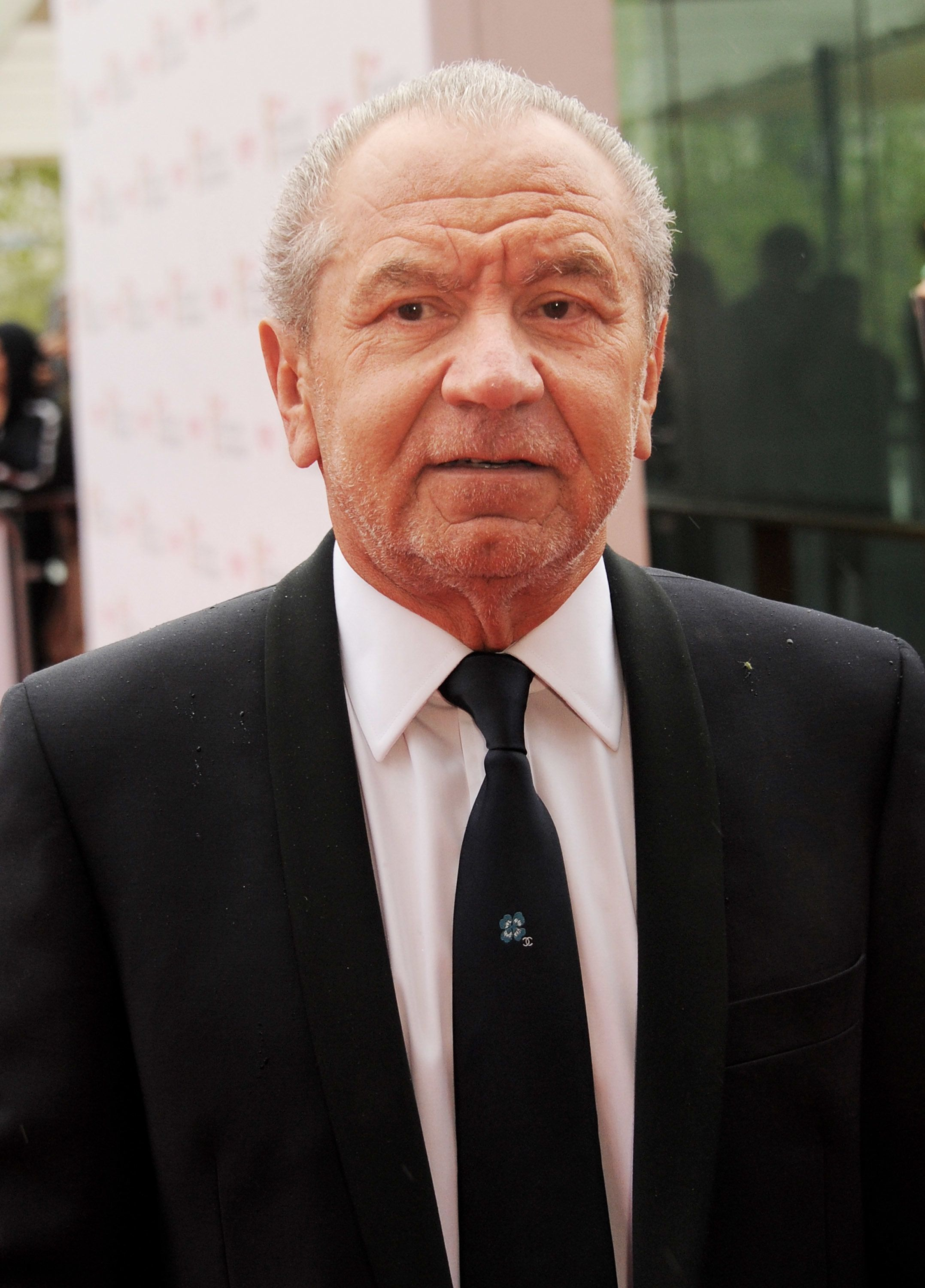 Lord Sugar Calls For Huge BBC Shake-Up, Claiming Talent 'Isn't Paid
