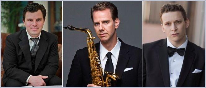 <p>D.J. Sparr, Timothy McAllister, Aryeh Nussbaum Cohen</p>