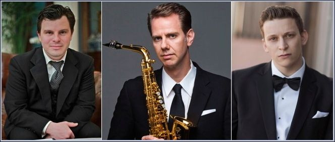 D.J. Sparr, Timothy McAllister, Aryeh Nussbaum Cohen