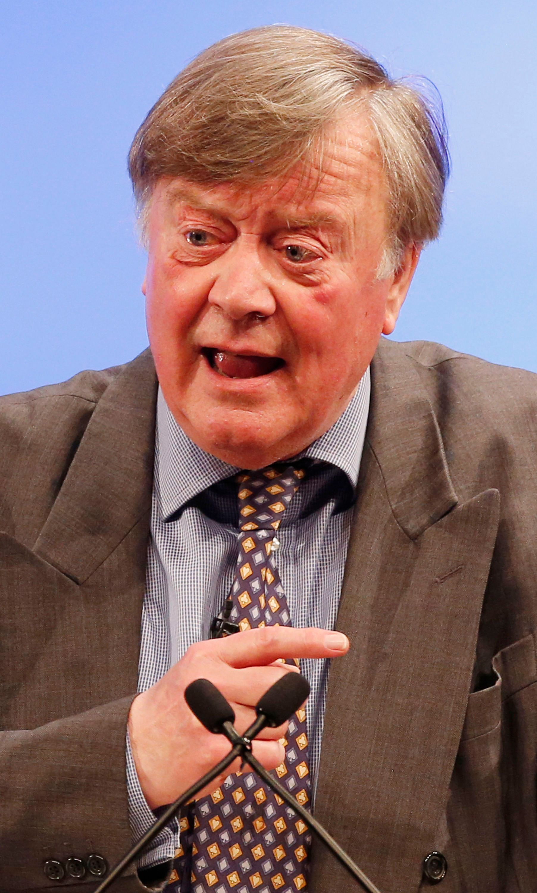 Ken Clarke: Boris Johnson Has Turned Tory Conference Into