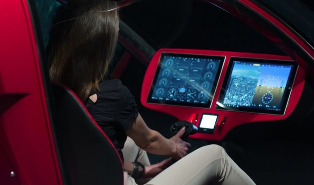 This Passenger Drone Wants To Replace Your