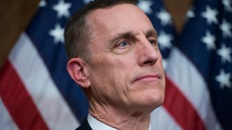 UNITED STATES - DECEMBER 05: Rep. Tim Murphy, R-Pa., attends a news conference in the Capitol Visitor Center to call on the Senate to pass mental health reform legislation, December 05, 2016. (Photo By Tom Williams/CQ Roll Call)
