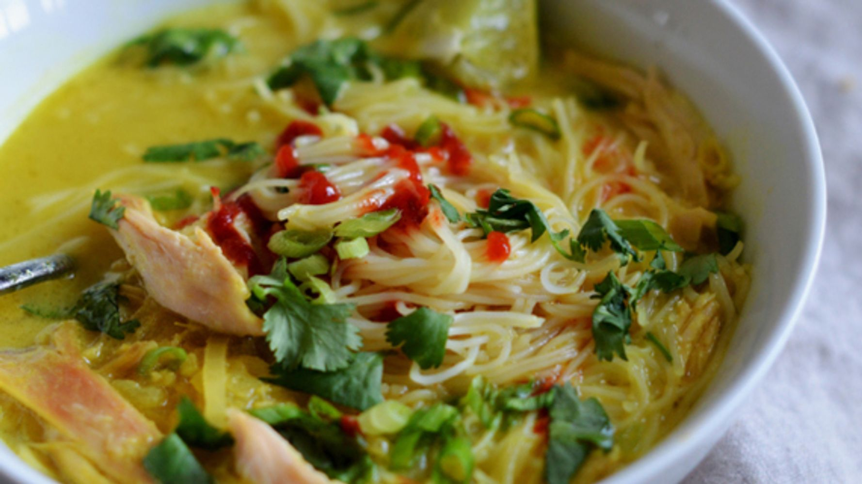 5 Soul-Soothing Chicken Soup Recipes (That Aren't Chicken Noodle)
