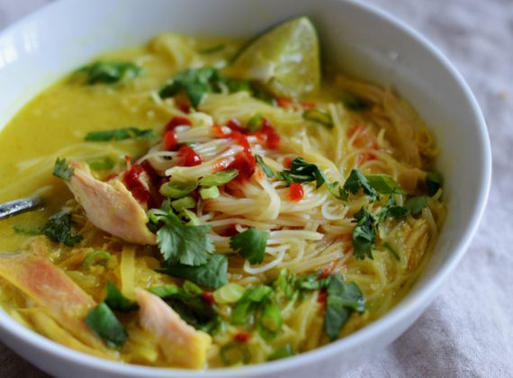 5 soul soothing chicken soup recipes that arent chicken noodle made with rotisserie chicken and asian pantry staples this fragrant thai soup can be on the table in just 25 minutes one reader wrote my husband gobbled forumfinder Images