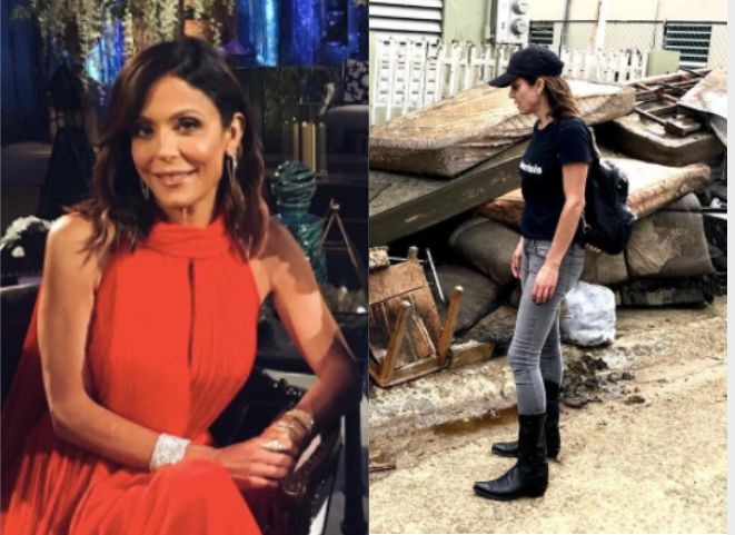 Bethenny Frankel Sends Four Planes To Puerto Rico For Hurricane