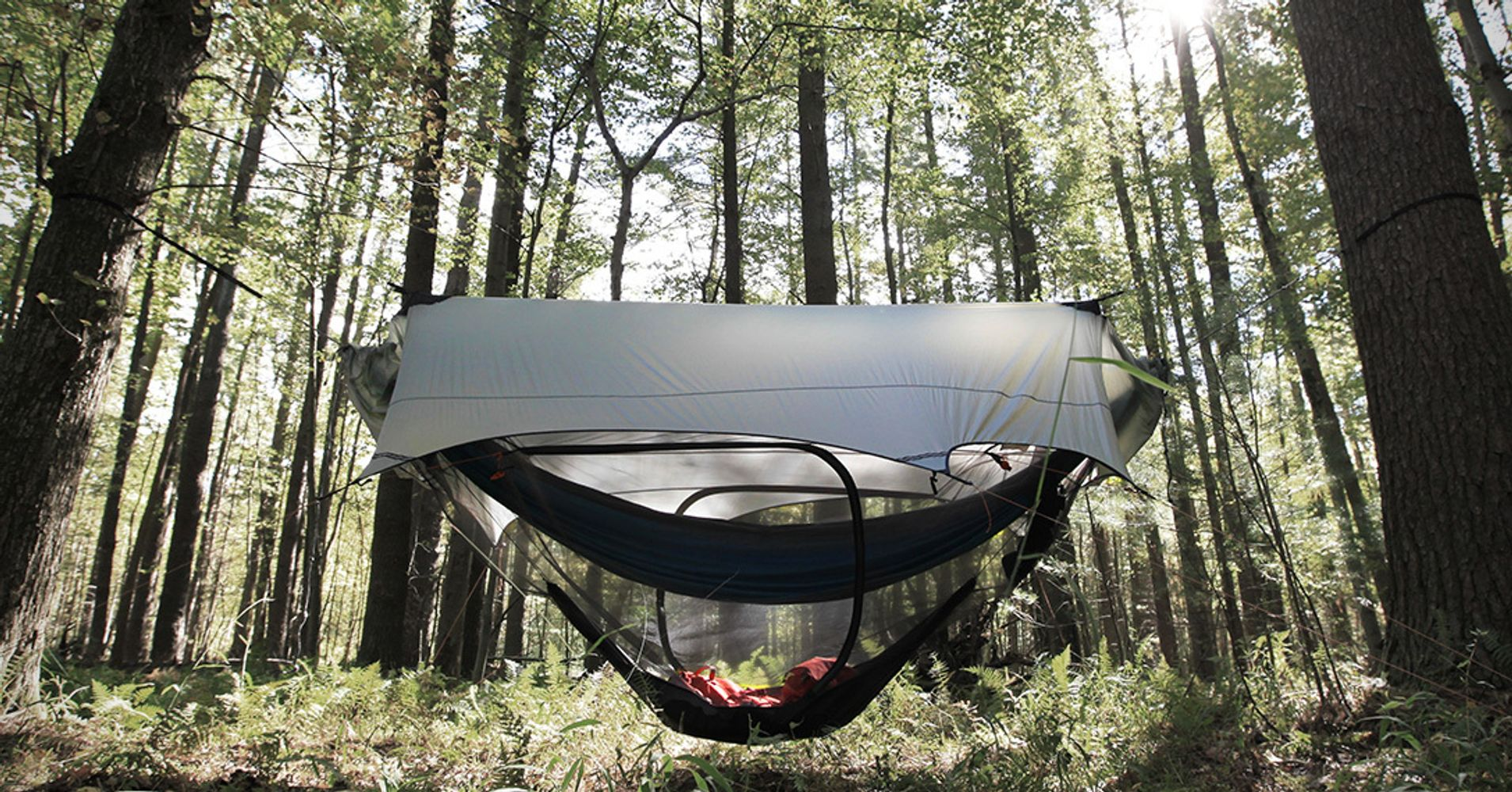 Hammock Camping Equipment For Charity On Shark Tank