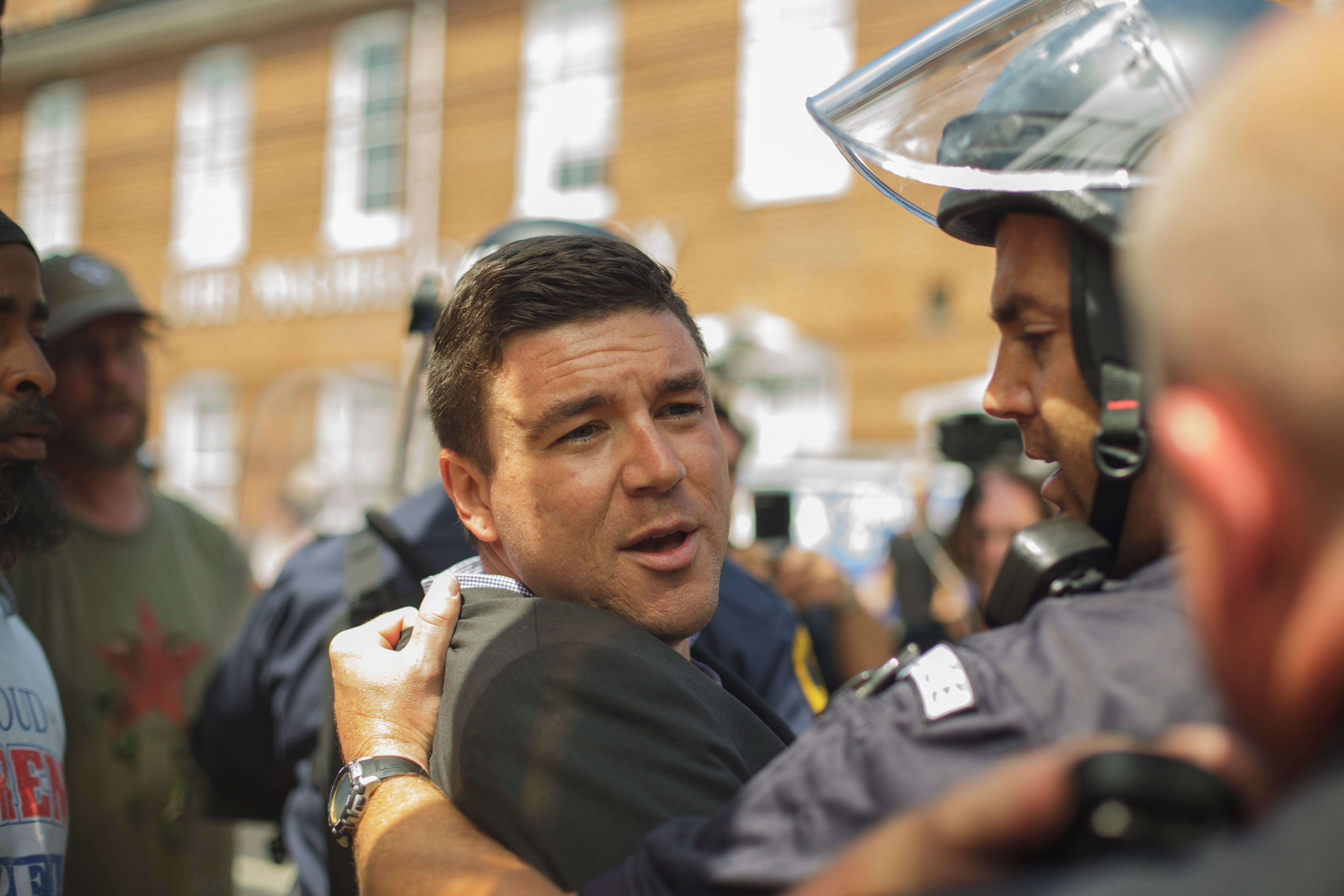 Charlottesville protest organizer indicted on perjury charge