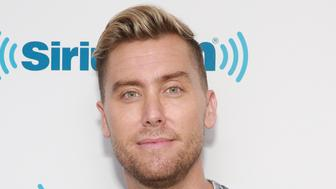 NEW YORK, NY - SEPTEMBER 15:  Lance Bass visits at SiriusXM Studios on September 15, 2017 in New York City.  (Photo by Robin Marchant/Getty Images)