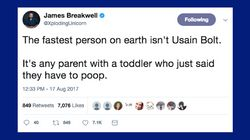 31 Hilarious Tweets From A Dad Who's Ready For
