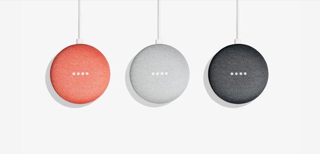 Google Home Mini Unveiled As A Smaller, Cheaper Smart