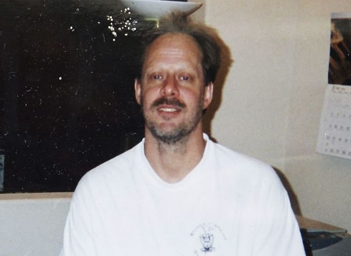 This undated photo provided by Eric Paddock shows his brother Las Vegas gunman Stephen Paddock.