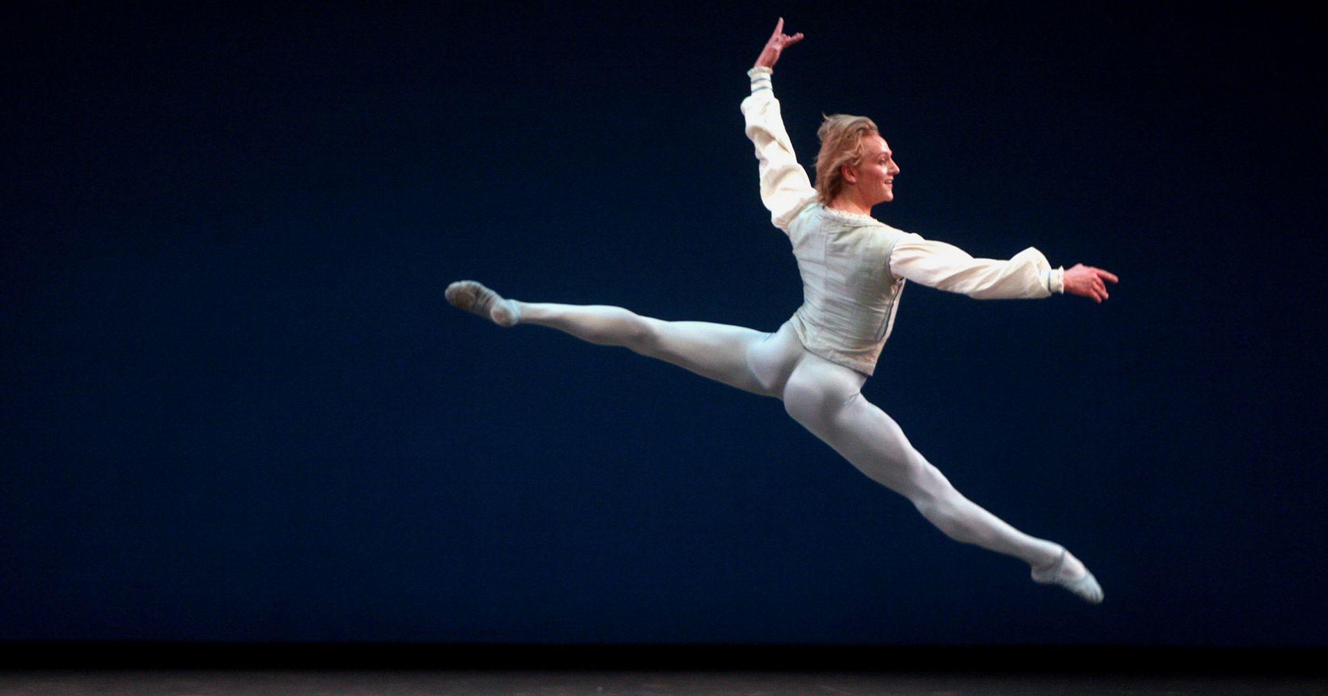 Keith Lee Dances: Former American Ballet Theatre soloist