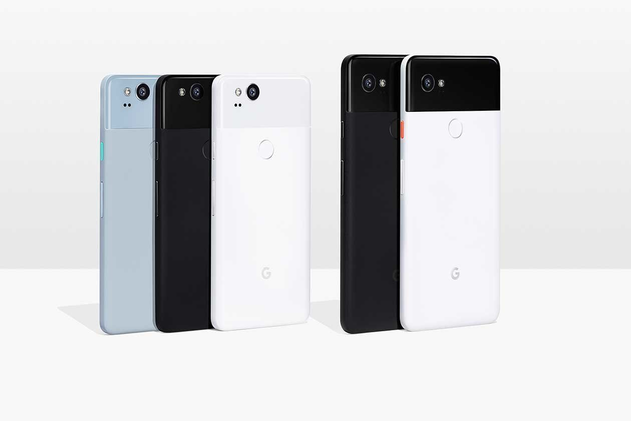 Google's Pixel 2 Has An AI Brain And The Highest-Rated Camera On A Phone,