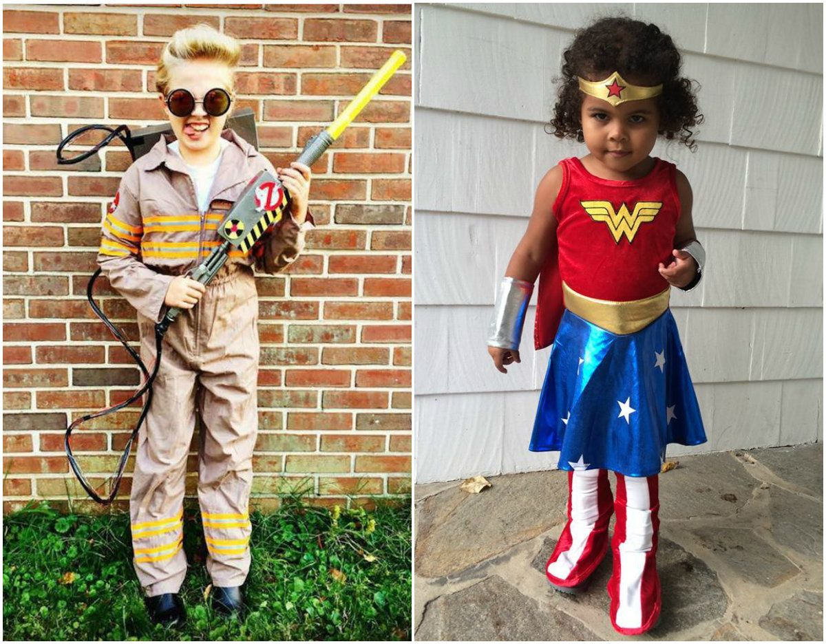40 Fierce Halloween Ideas If You Hate The u0027Girl Costumeu0027 Aisle | HuffPost  sc 1 st  HuffPost & 40 Fierce Halloween Ideas If You Hate The u0027Girl Costumeu0027 Aisle ...