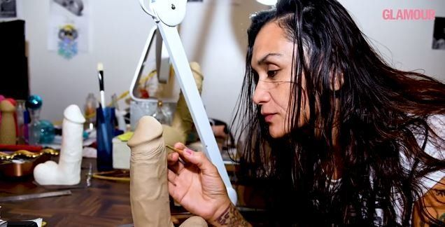 This Woman's Job Is To Design The Most Lifelike Sex Toys