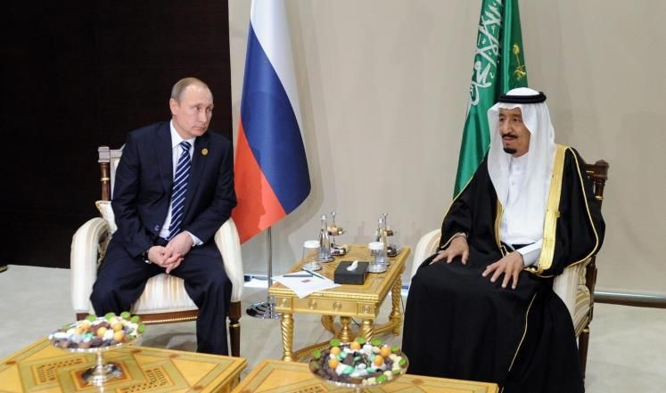King Salman Visits Russia: Something is Brewing thumbnail