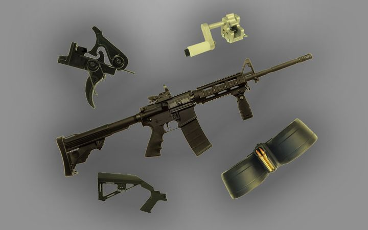 Here's How Easy It Is To Make An AR-15 Even More Insanely Dangerous