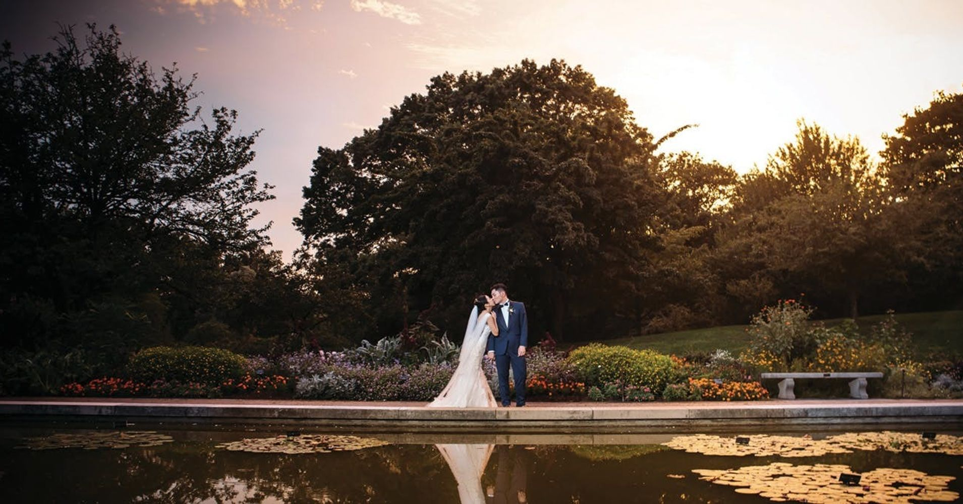 The 11 most beautiful places in the u s to have a fall Places to have a fall wedding