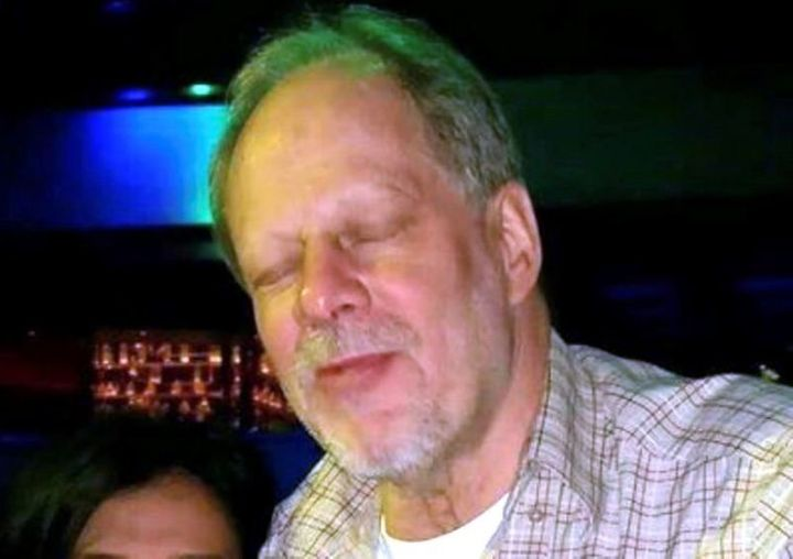 Stephen Paddock 64 the gunman who attacked the Route 91 Harvest Music Festival in a mass shooting in Las Vegas is seen in an