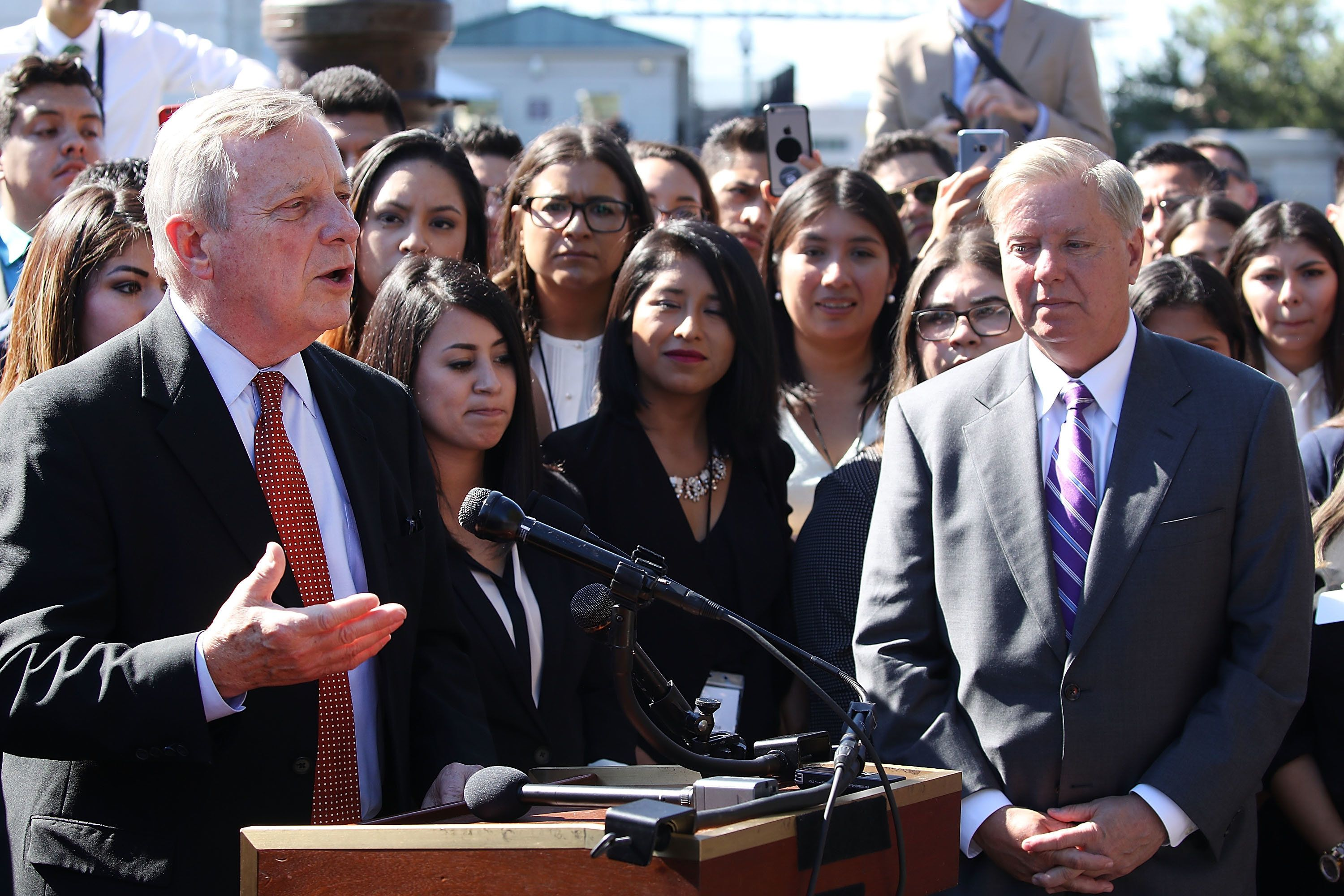 Group wants to make 'Clean Dream Act' law