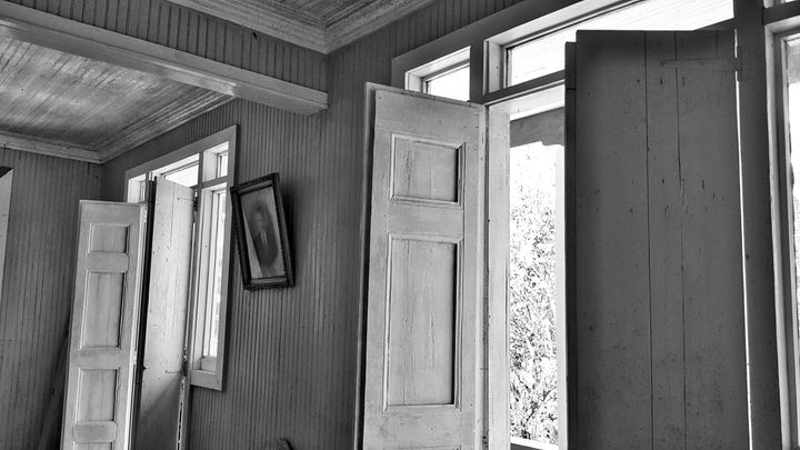 <p>My grandmother's house in Ranchete, Dominican Republic.</p>