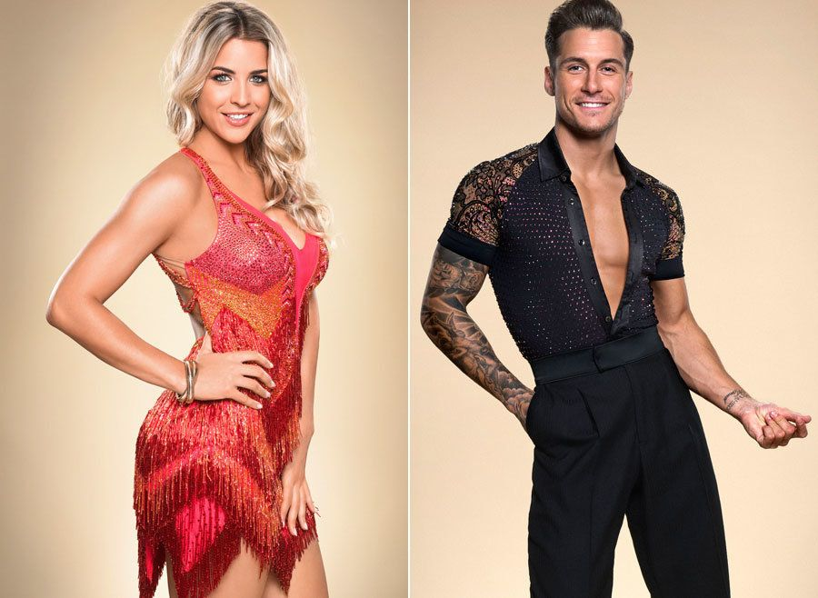 Strictly's Gorka Marquez hits back at claims he's 'secretly dating' Gemma Atkinson