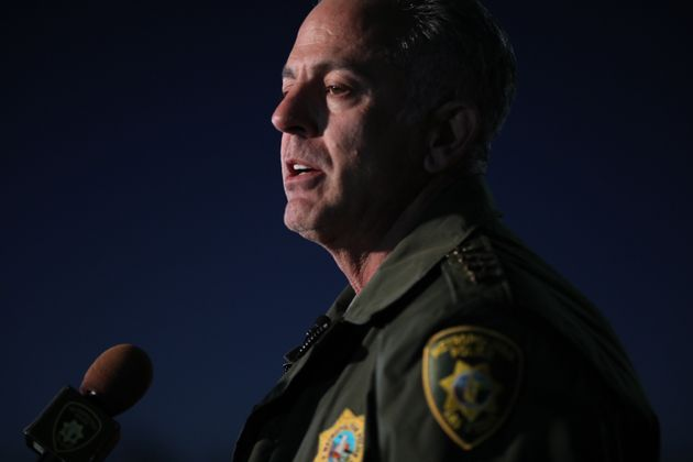 Clark County Sheriff Joseph Lombardo has suggested Stephen