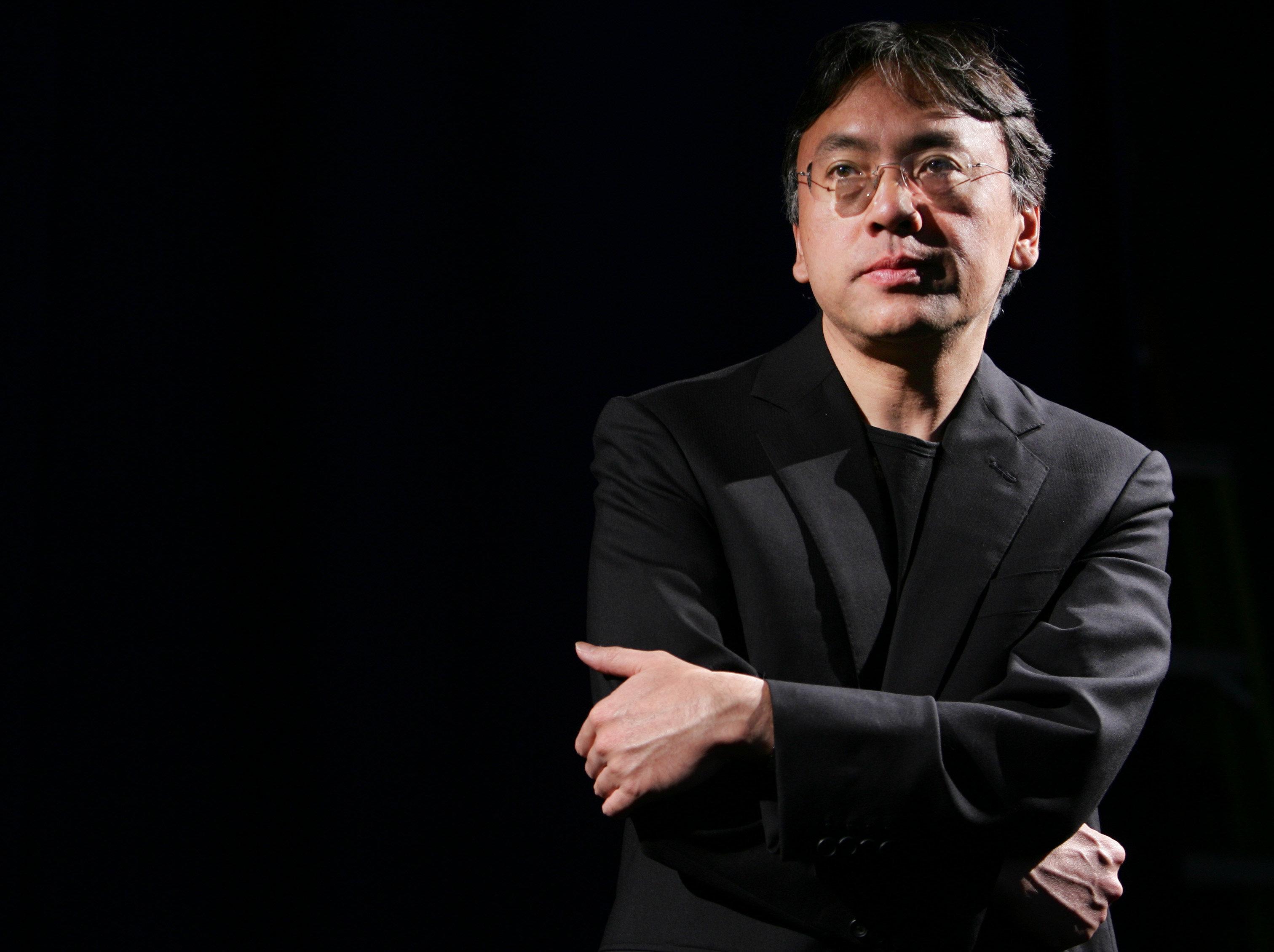 English Author Kazuo Ishiguro Wins The 2017 Nobel Prize In