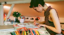 How Adult Colouring Books Can Help You Beat