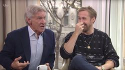 Harrison Ford And Ryan Gosling 'Blade Runner' Interview Goes Off The