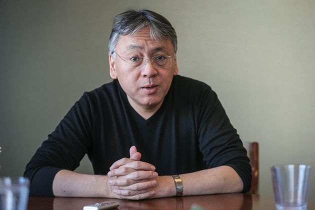 A Year After Bob Dylan, Kazuo Ishiguro Gets The Nobel Back On