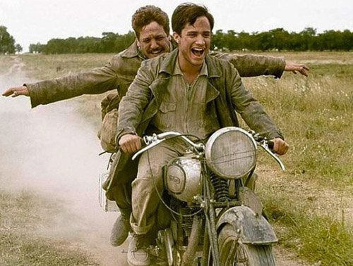 2004's The Motorcycle Diaries starred Gael Garcia Bernal as Che Guevara and Rodrigo De la Serna as Alberto