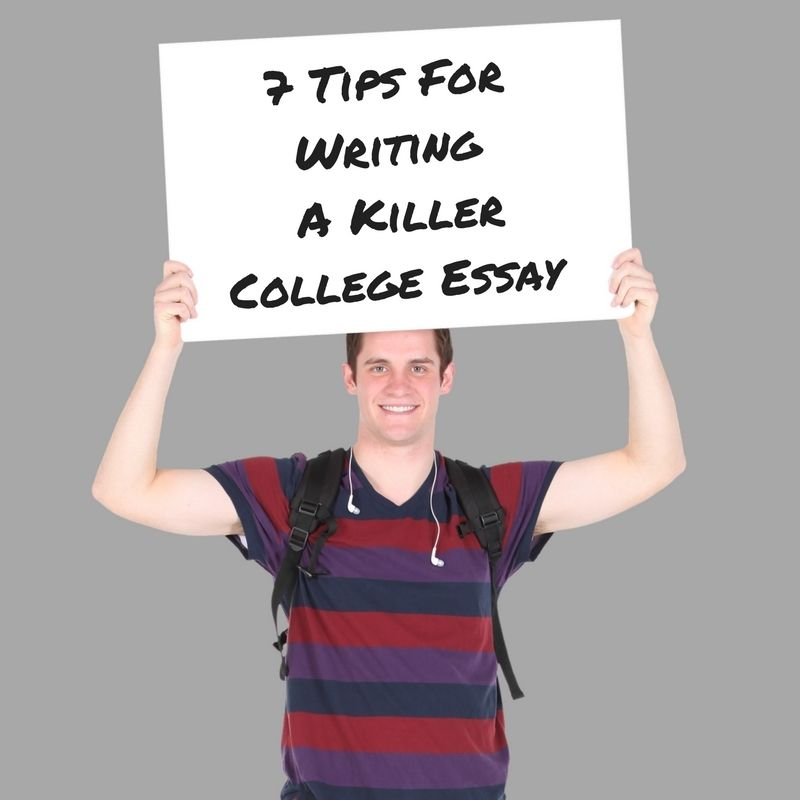writing in college tips