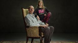 'Querida filha': Estes pais foram convidados para conversar com suas filhas sobre
