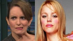 Tina Fey's Daughter Saw 'Mean Girls' And Now Wants To Be Regina
