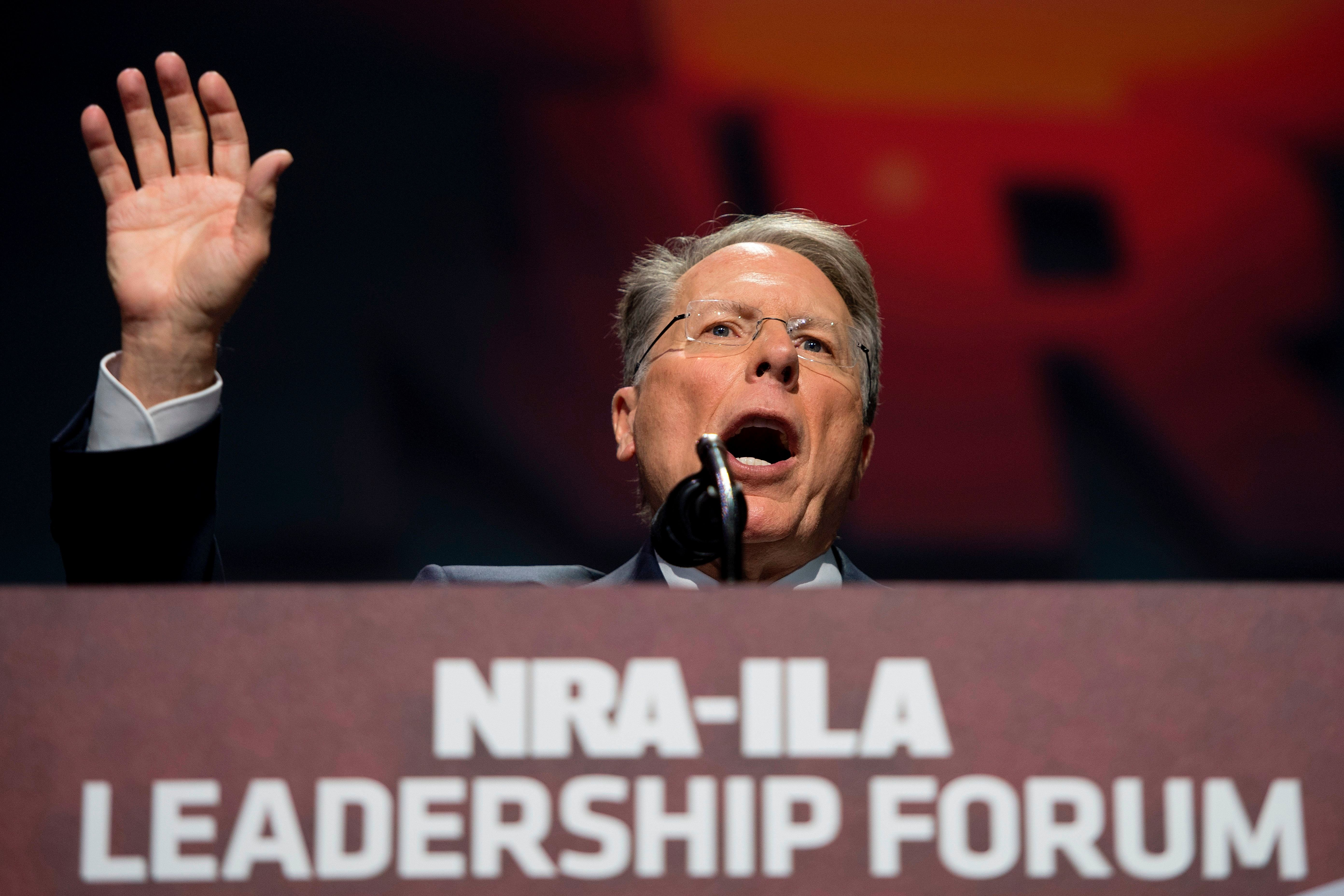 NRA Surprisingly Says Vegas-Style Gun Mechanism Should Be
