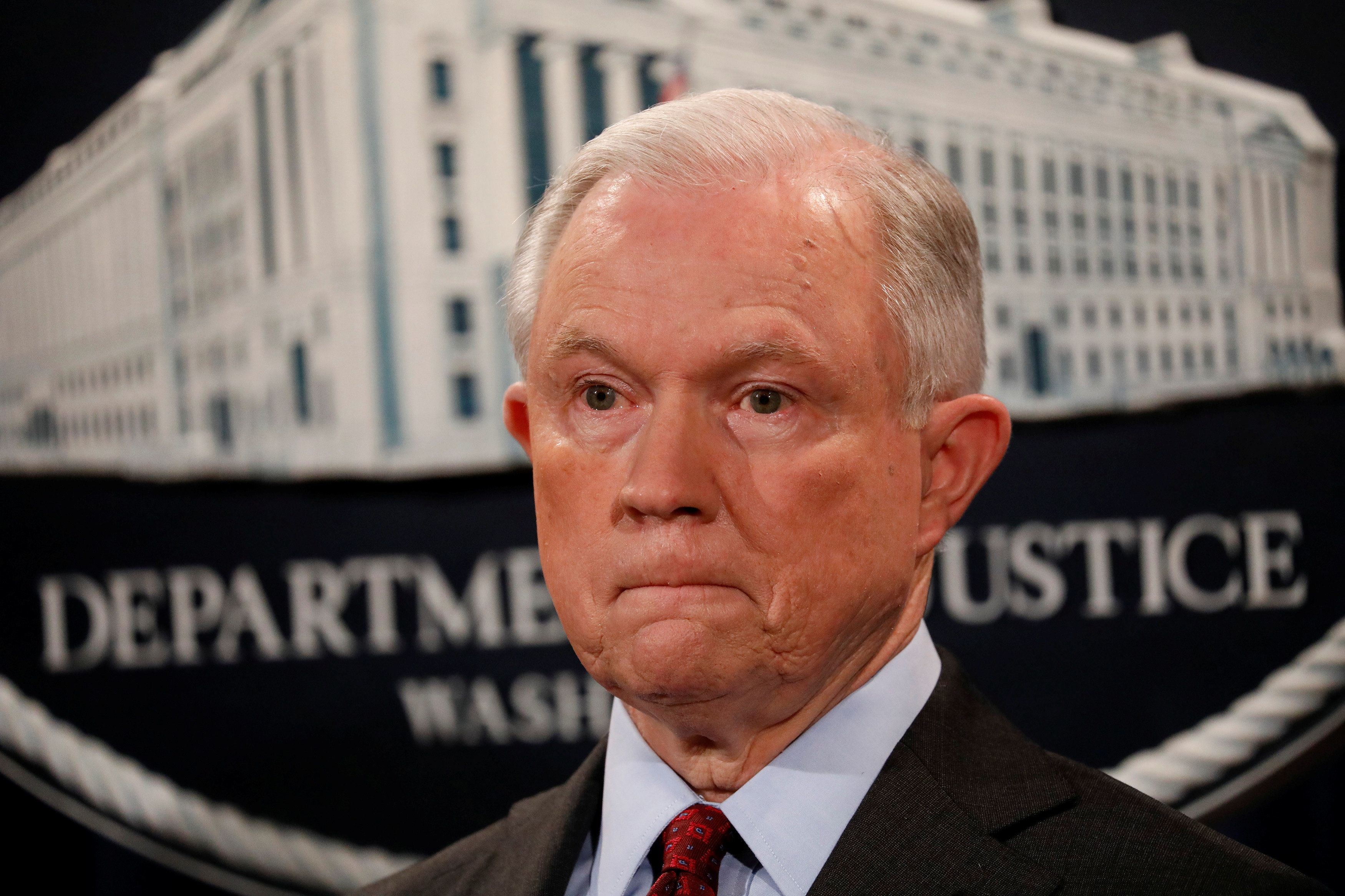 LGBTQ rights groups slammed Attorney General Jeff Sessions for rescinding an Obama era directive that protected transgen