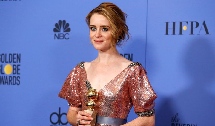 Claire Foy has a 2-year-old daughter.