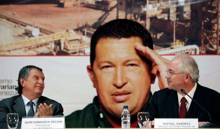 The big winner with Trump's sanctions on Venezuela is Russia's oil industry.